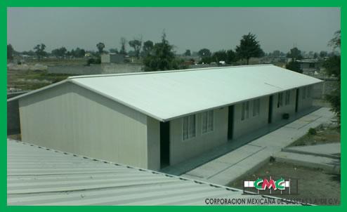 oficinas prefabricadas instalacion