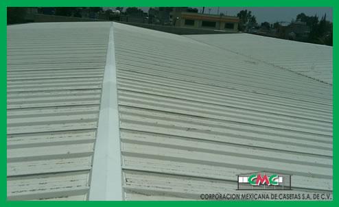 techos prefabricados