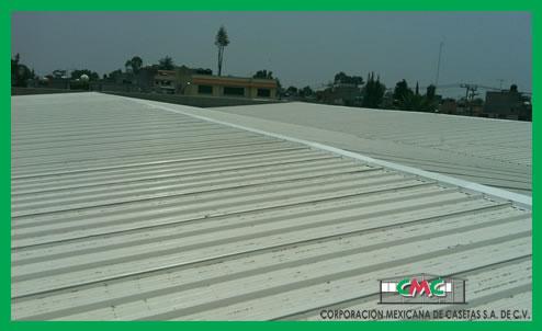 techos de multipanel