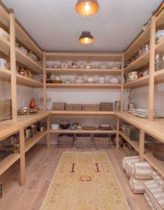 cuartos de almacenamiento