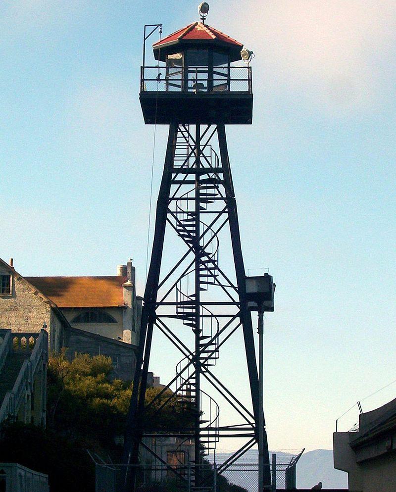 tipos de torres de vigilancia