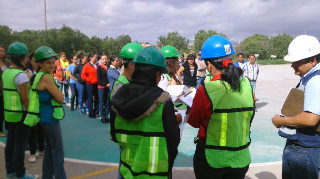 formación de birgadas de protección civil