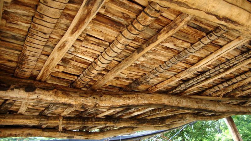 materiales aislantes fibra de coco