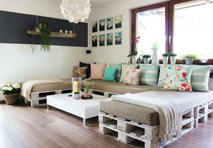 muebles con palet