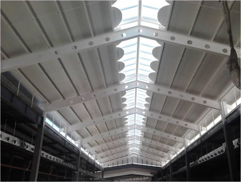 mantenimiento techo multipanel