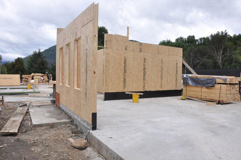 que son los paneles aislados estructurales para la construcción