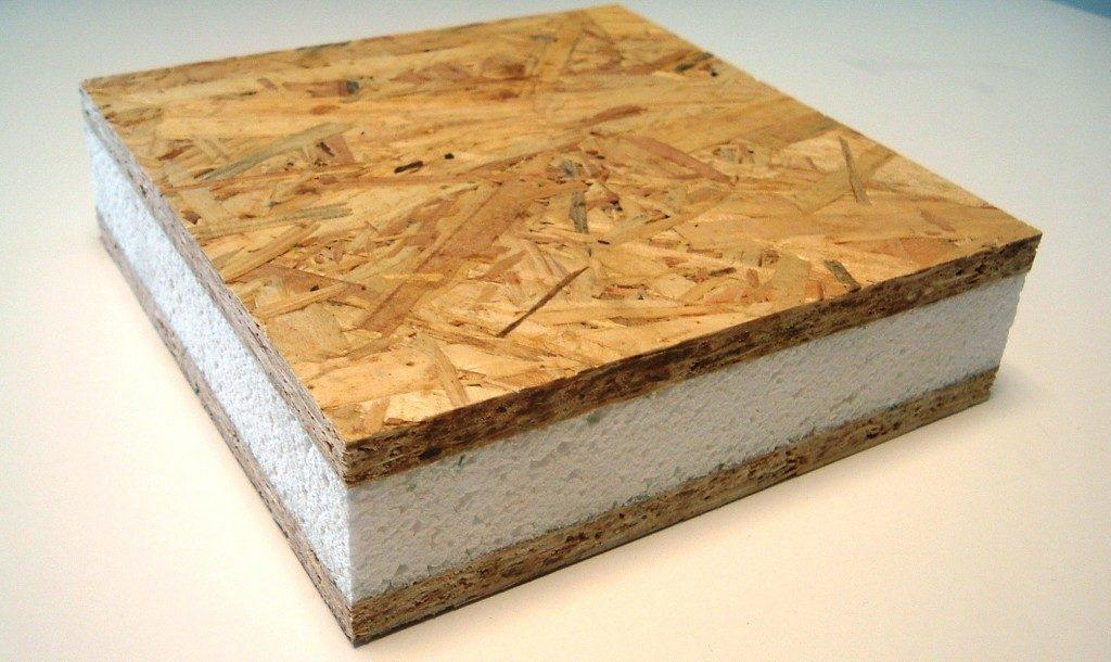 qué son los paneles-aislados estructurales para la construccion