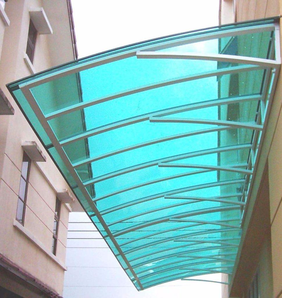 tipos de lámina para techos policarbonato