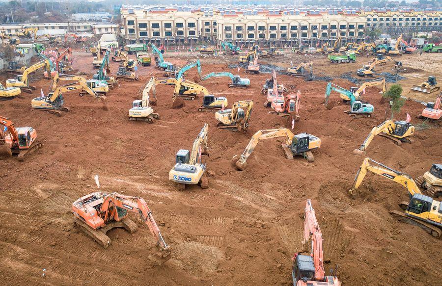 china construye un hospital-en-10 dias para coronavirus