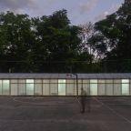 Cómo diseñar estaciones de cuarentena de forma rápida. *Foto: WTA Architecture + Design Studio