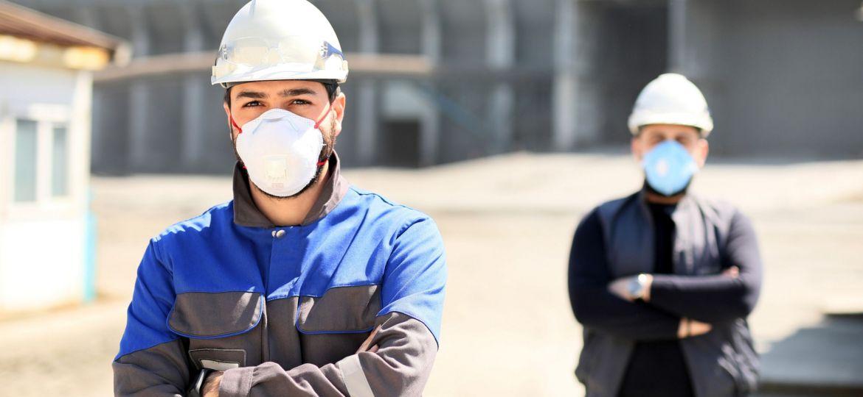 Cómo prevenir contagios de COVID-19 en las construcciones