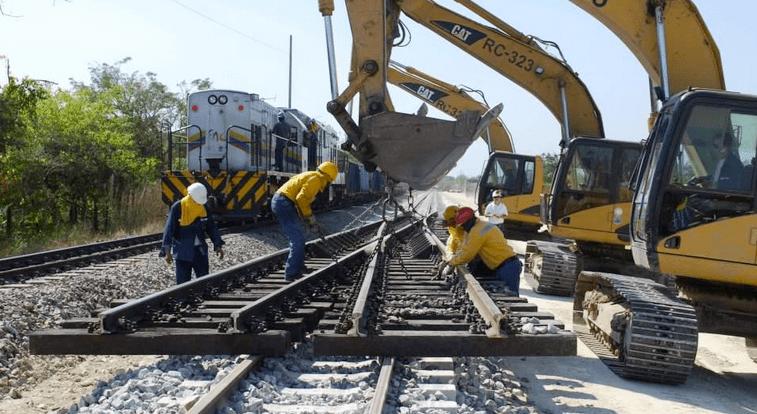 construcción del Tren Maya ha generado 36 mil 859 empleos