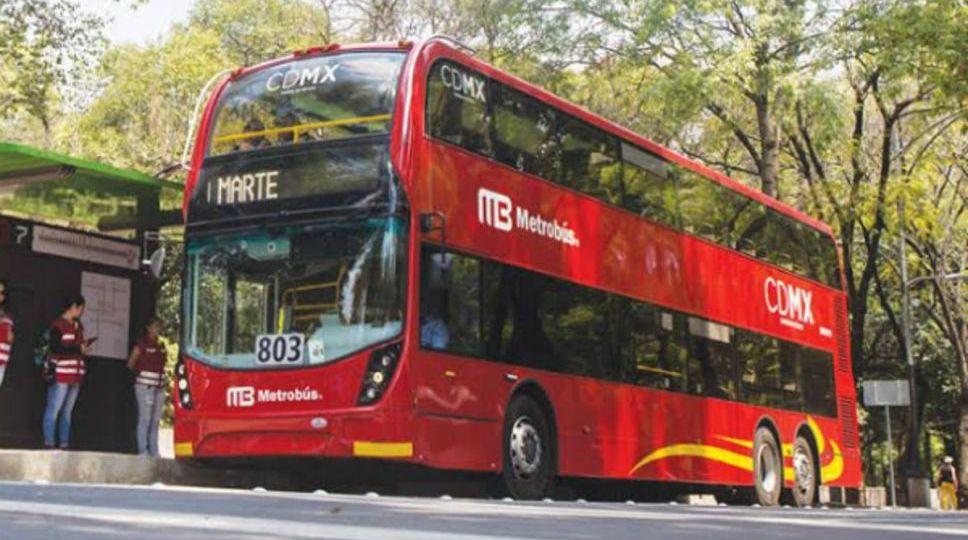 ampliación de líneas del Metrobús está por concluir