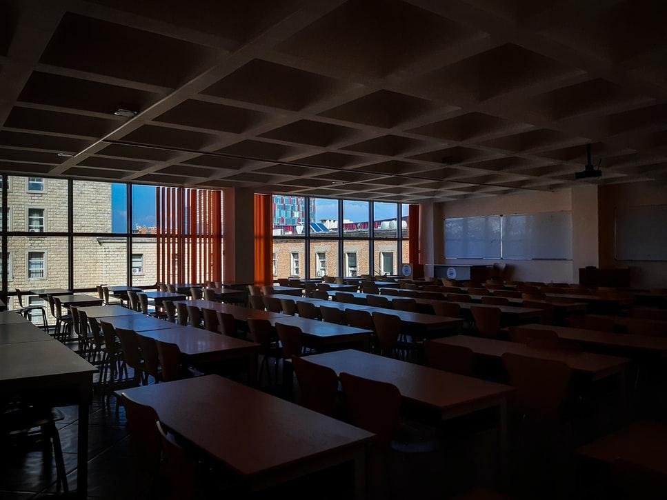 escasez de informacion de infraestructura en escuelas