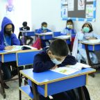 Hay ventilacion suficiente en los salones de clase