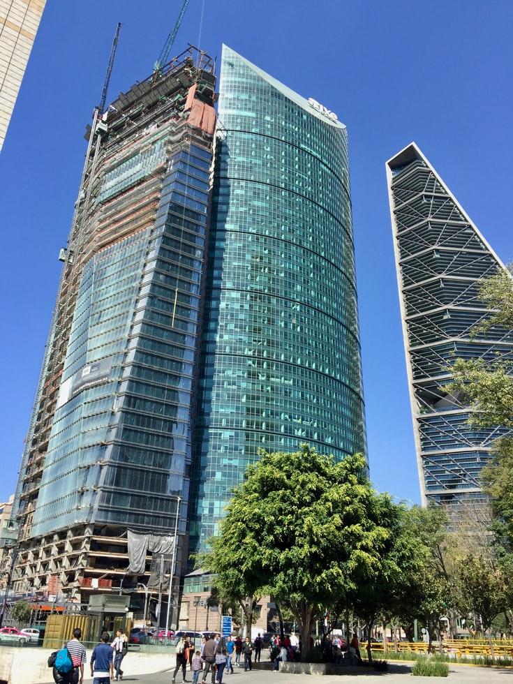 cuáles son los edificios antisísmicos en la Ciudad de México y sus características