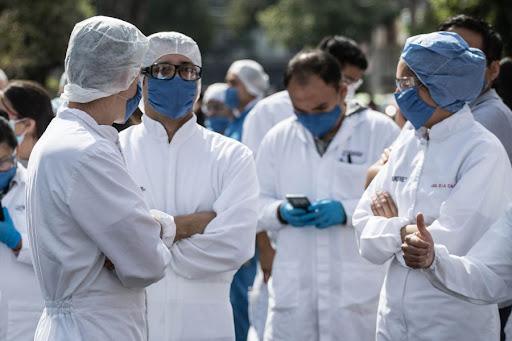 Cambia el protocolo de sismos durante la pandemia